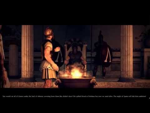 Wrath Of Sparta Opening Cinematic/Trailer!