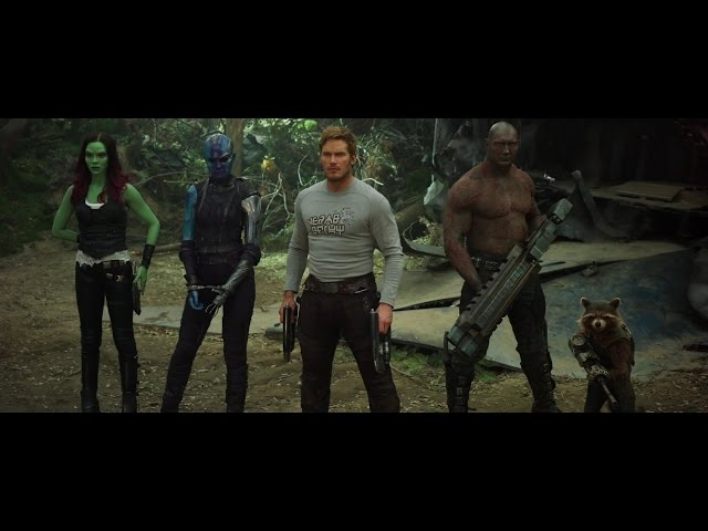 Guardians of the Galaxy Vol. 2 - Official Trailer #2