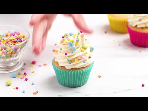 HOW TO MAKE   BEST-EVER BUTTERCREAM ICING
