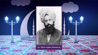 Hz İsa'nın as ruhu Mirza Gulam Ahmed'in as bedeninde geri mi gelmiştir?