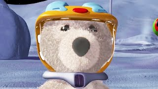 Little Charley Bear Official | Teddy for Blast Off | Full Episodes | Kids Movies | Videos For Kids