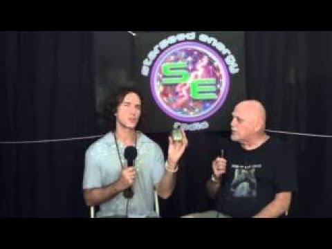12.12.12 Steve Rosley (Crystal Skull Sirius) interview