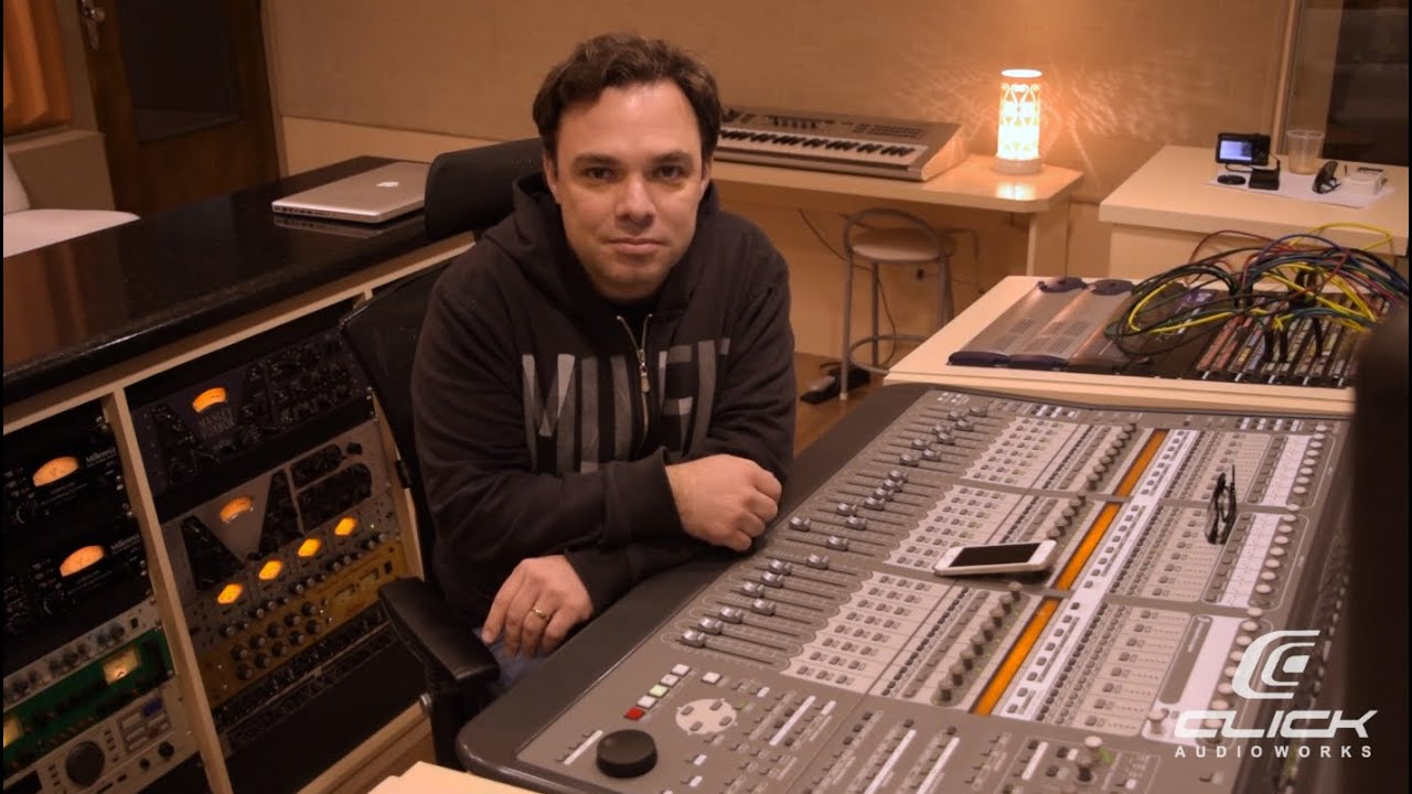 Mixagem Online - Paulo Bueno - Click Audioworks
