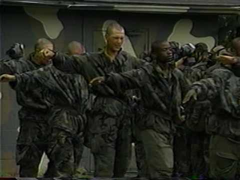Parris Island Boot Camp VHS Jul 2, 1996 - Sept 20, 1996
