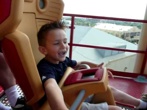 Hollywood Rip Ride Rockit - Universal Orlando's Newest ...