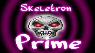 Fighting Skeletron Prime [HD]