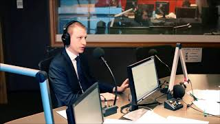 Senator Paterson discusses CANZUK on Canada's largest talk radio station