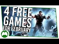 4 Free Games Every Gold Subscriber Must Play This February
