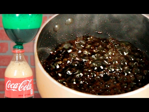 Thumbnail: 4 Unbelievable Coke Experiments