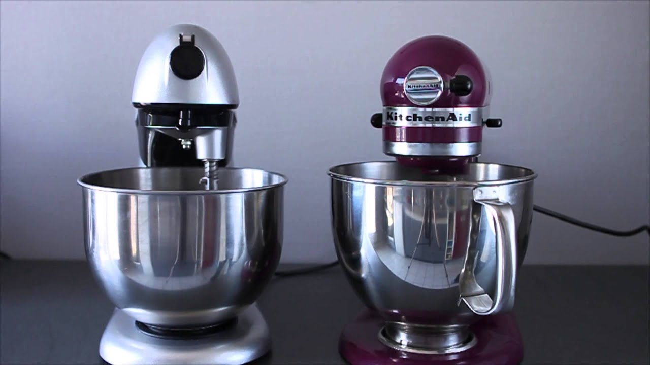 Comparatif Robot Patissier Kenwood Et Kitchenaid Test Comparatif Russell Hobbs Kitchen Machine Creations Vs