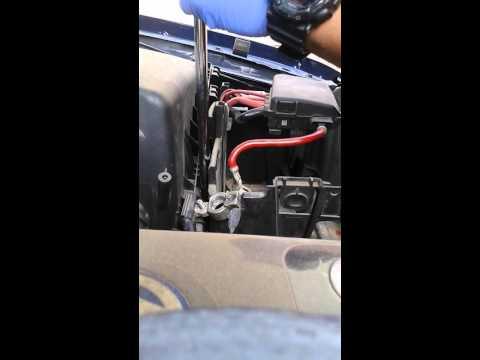 Volkswagen 2000-2004 jetta starter noise DIY pt.1 of 1