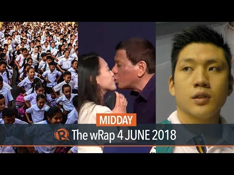 Back to school, Duterte kisses OFW, Jeron Teng attack | Midday wRap