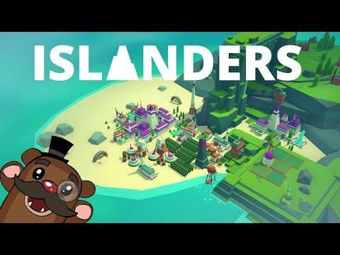 Baer Plays ISLANDERS (Ep. 1)
