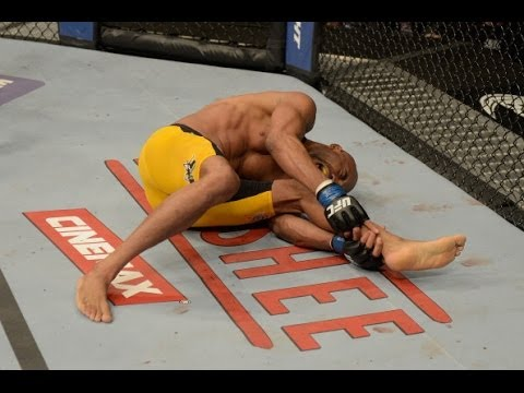 Anderson Silva Talks Smack to Chris Weidman post UFC 168