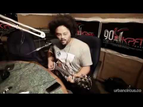BIZZYTHOWED live on air at KPFT 90.1 Houston (Part I)