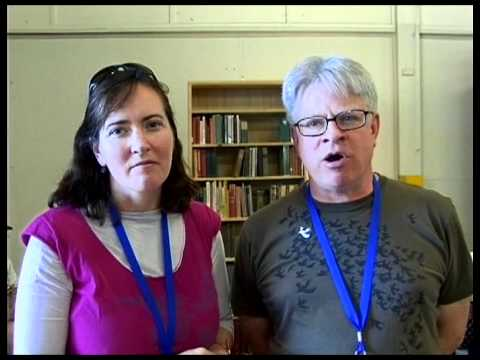 Interview with Megan and Rick of Prelinger Library at Maker Faire 2009