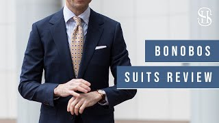 Are Bonobos Suits Any Good? | Bonobos Suits Review