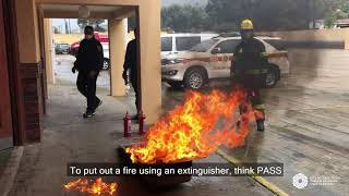 Fire Safety - Fire Extinguishers (isiXhosa)