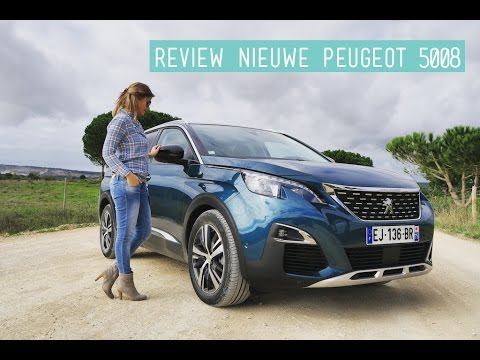 Review Peugeot 5008 2017 | FemmeFrontaal | lady driven