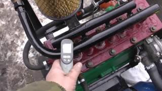 Как самому сделать компрессор с жигулевского двигателя (фильм 1й)(Это первый проект компрессора дальше, с учетом всех изменений готовится видео с плитой на пластинчатых..., 2015-04-26T07:15:10.000Z)