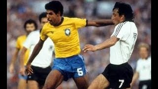 Germany 1-2 Brazil (1981) * Classical match * Goals Fischer / Toninho Cerezo / Junior