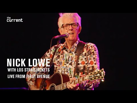 Nick Lowe – Full Concert, Live at First Avenue, 9/13/19 (The Current)