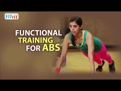 Functional Training for ABS - Poonam Sharma