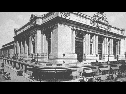 Grand Central station turns 100
