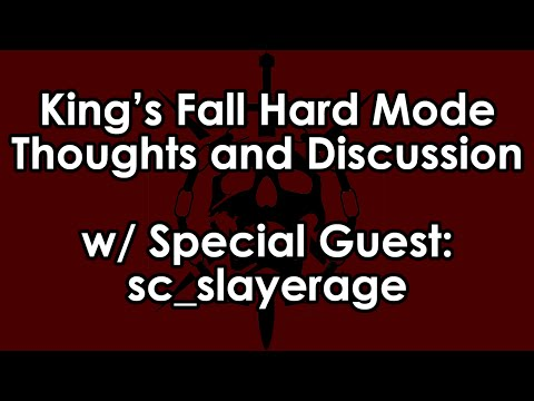 Destiny Taken King: Hard Mode King's Fall Thoughts & Discussion w/ Slayerage