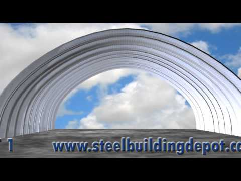 Steel Buildings - What Type of Vents