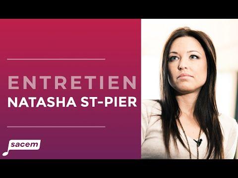 """Natasha St-Pier : """"En arrivant en France, je me suis ouverte à l'émotion"""""""