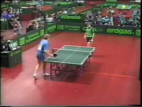 Table Tennis Worlds Best Of The 90ies Waldner Persson Appelgren Rosskopf Xinhua Chen GatienCooke.mpg