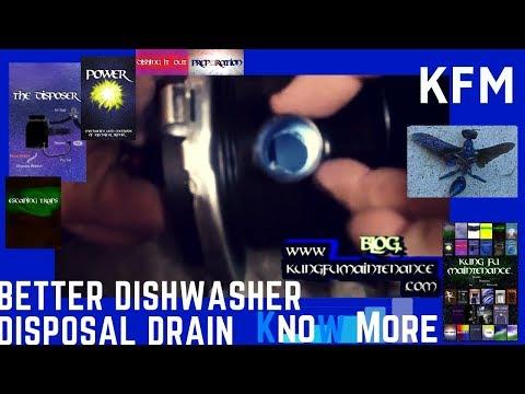 kitchen sink drain hookup