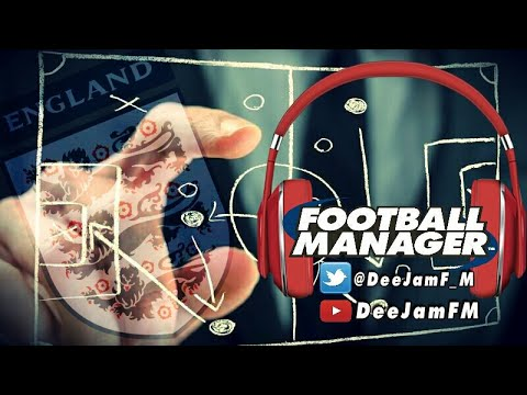 Football Manager - England Save | #12 FIRST QUALIFIER