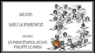 Visites confinées des GIBFC - Saison Dans la pharmacie - épisode 1 le paracétamol by Charlotte