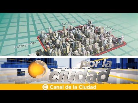 """<h3 class=""""list-group-item-title"""">Horacio Rodríguez Larreta presentó el proyecto Once Peatonal - Por la ciudad</h3>"""