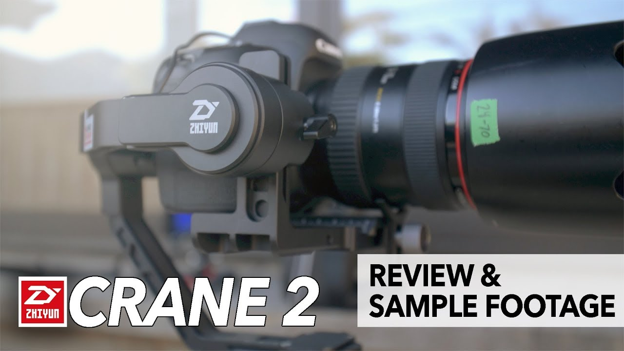 Zhiyun Crane 2 And Dual Handle Review With Test Footage