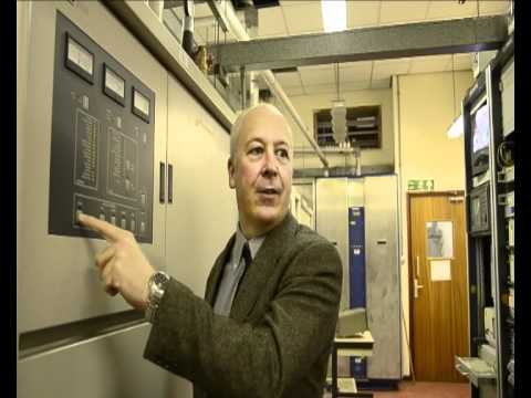 Analogue tv Switch off  at Lichfield Hints Transmitter CH 5 & BBC HD DSO