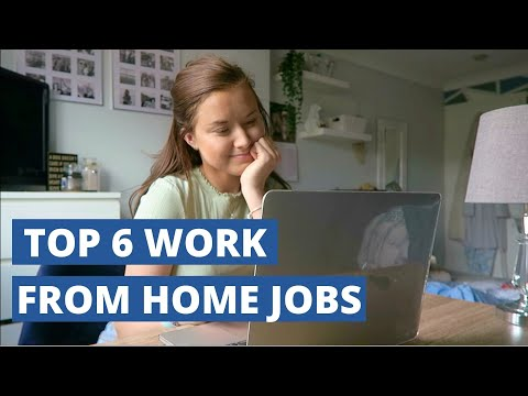Top Jobs For Under 18s 2020