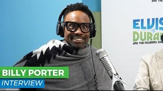 Billy Porter Chats New Album And Plays Broadway Trivia | Elvis Duran Show