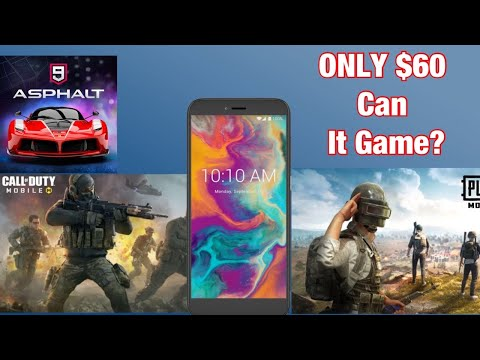 CoolPad Legacy S Gaming Review// Can it Game? Lets find out