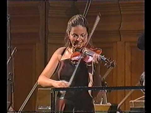 Brahms: Violin Concerto (3rd Mvt) / Tatiana Samouil