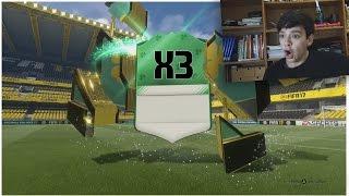 3 CARTE VERDI IN 1 SOLO PACCHETTO! IMPOSSIBILE! [FIFA 17]