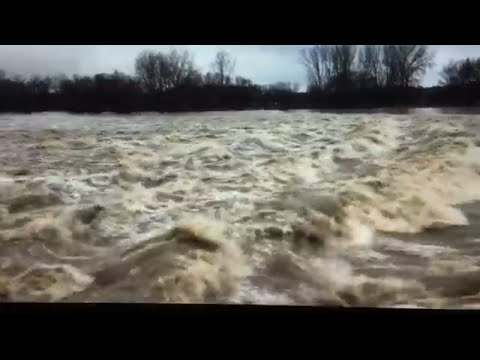 \\WARNING//Grand River Flooding/Brantford State of Emergency!...Highest Levels in 50 Years 21/2/2018