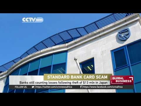 Banks still counting losses following theft of $13 mln in Japan