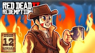 THINGS GO WRONG VERY FAST - RED DEAD REDEMPTION 2 - Ep. 12!