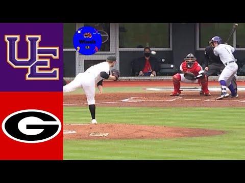 Download Evansville vs Georgia Highlights (Game 1) | 2021 College Baseball Highlights