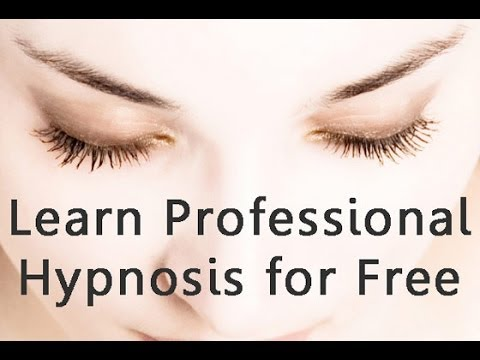 Hypnosis Training Video #279: How to Be a Hypnotist – Tips