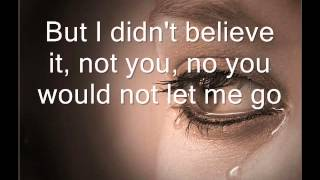 phil collins  - if leaving me is easy.wmv