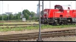 Die Hamburger Hafenbahn - Europas größter Eisenbahnhafen